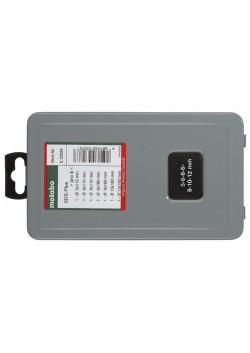 Grąžtų SDS-plus rinkinys(7vnt ), 5 - 12 mm. , Metabo