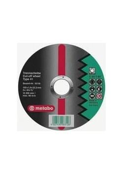 Diskas pjovimo akmeniui 125 x1,5 mm, Metabo
