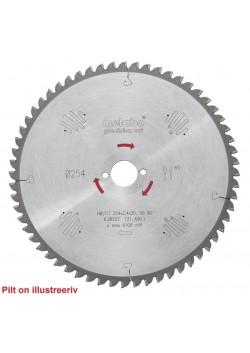 Diskas pjovimo 216x2,4/1,8x30, z24, WZ, -5°. Power Cut., Metabo