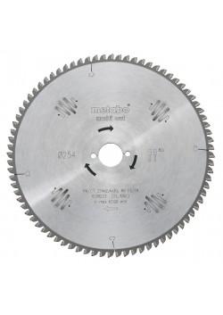 Pjovimo diskas 315x2,4/1,8x30, z96, FZ/TZ, -5°. Multi Cut, Metabo