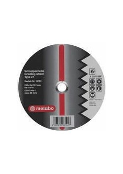 Pjovimo diskas aliuminiui 150mm, Metabo