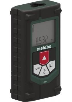 Lazerinis atstumo matuoklis LD 60 /  0,05 - 60m, Metabo