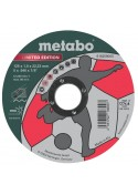 "Pjovimo diskas 125x1.0mm ""Limited Edition"" Inox, Metabo"