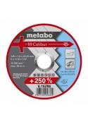 Pjovimo diskas M-Calibur 125x1,6x22,23 mm, Metabo