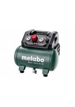 Kompresorius Basic 160-6 W OF oil free, Metabo