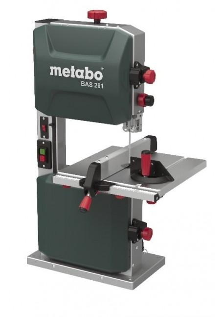 Juostinės pjovimo staklės BAS 261 Precision WNB 230V, Metabo